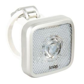 Knog Blinder MOB Eyeballer Scheinwerfer weiße LED silver